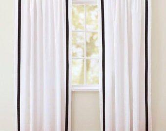 2 linen curtains panels Custom listing for Natalie