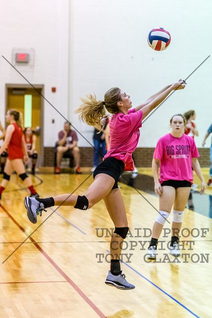 Bshs Volleyball Vs Midland Christian 8 4 2018 Midland Christian Volleyball