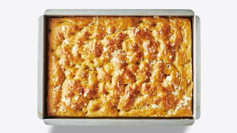 Shockingly Easy No-Knead Focaccia Recipe | Bon Appétit