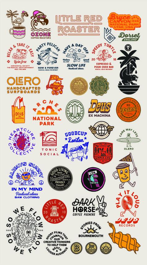 Fried Cactus Studio is part of Graphic design logo - Graphic Design Posters, Graphic Design Typography, Shirt Logo Design, Logos Retro, Vintage Logos, Vintage Branding, Vintage Labels, Et Tattoo, Affinity Designer