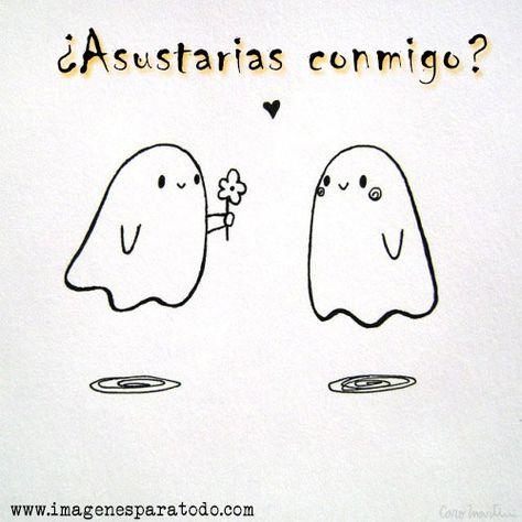 Imagen Para Dedicar En Halloween De Amor Dibujos Simples Tumblr