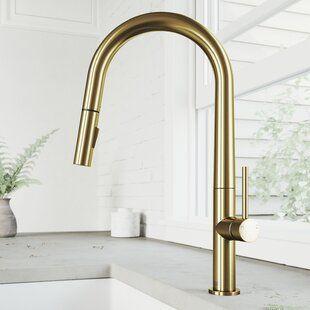 Moen Traditional Swing Arm Pot Filler Wayfair In 2020 Kitchen Faucet Single Handle Kitchen Faucet Gold Faucet