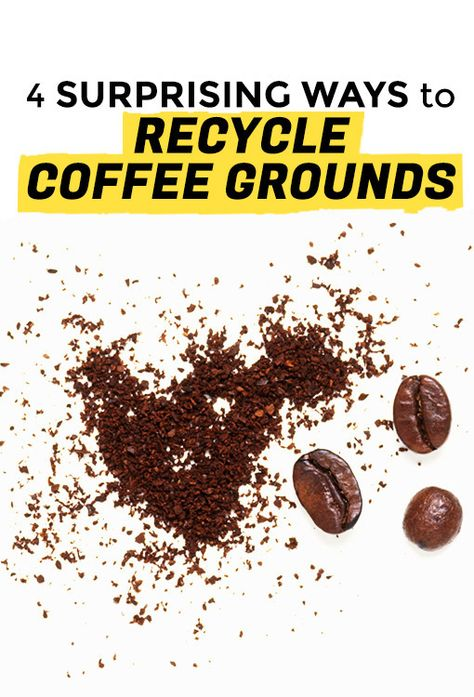 18 Ways To Use Eggshells Coffee Grounds Used Tea Bags And