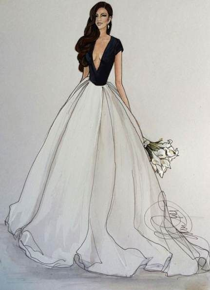 27 Trendy Fashion Drawing Sketches Dresses Simple Dress Sketches Fashion Inspiration Design Fashion Design