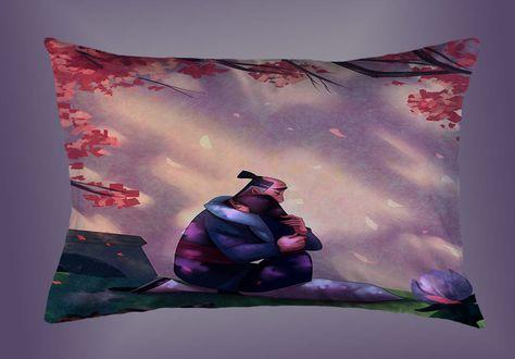autumn Disney Mulan and Father Custom...