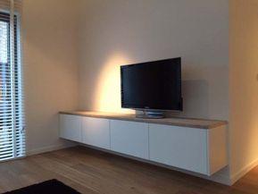 Tv Kast Karlijn Zwevend Camera De Zi Ikea Living Room