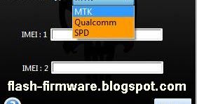 DownloadOmh Imei Writer Tool Feature: Mtk iMEI Writer Qualcomm