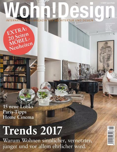 Home Design Zeitschrift