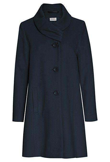 MICHÈLE BOYARD Mantel im Wolle Kaschmir Mix Damen Jacke