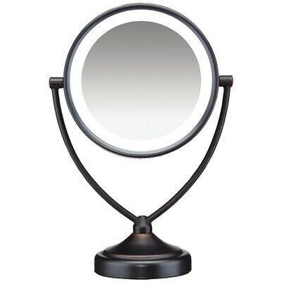 Advertisement Conair Be122bram Illuminations Fluorescent Vanity Mirror In 2020 Makeup Mirror With Lights Makeup Mirror Mirror