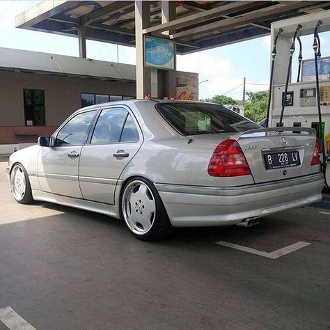 Via Treycoesno Mercedes Benz W202 W202gram Wheels Low