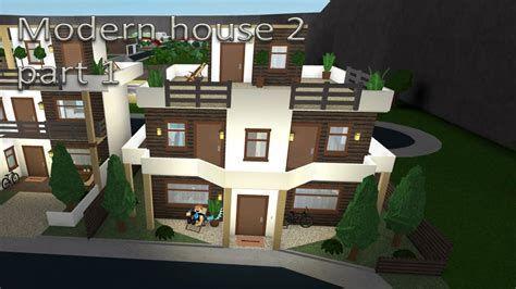 10 Bloxburg Home Designs In 2020 House Design Small Modern Home Minecraft House Designs