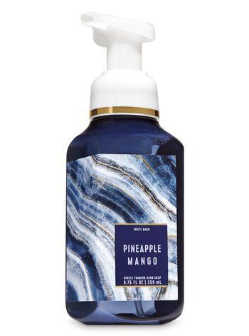 Pineapple Mango Gentle Foaming Hand Soap Bath Body Works
