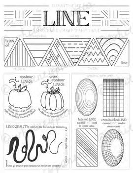 Coloring Between The Lines Meaning
