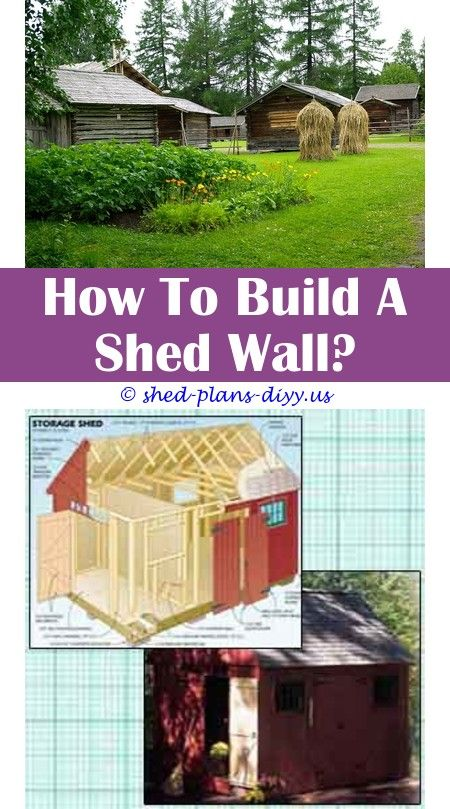 Planning Permission For Shed Easy Shed Plans 8x18 Shed Plans