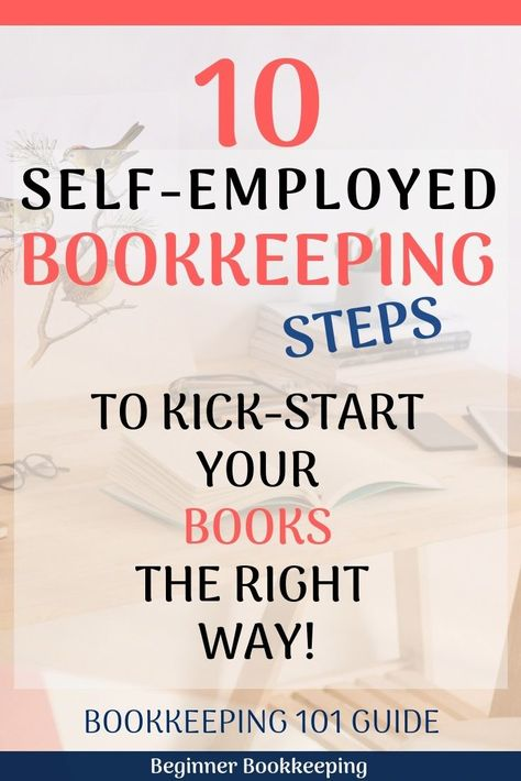 Bookkeeping 101 for Successful Startups & Self Employed