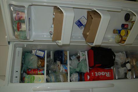 CTV National News fridge in Toronto
