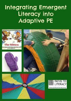 Integrating Emergent Literacy into Adaptive PE
