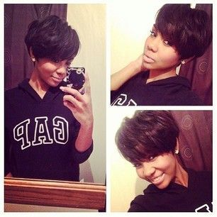 Really Cute - http://community.blackhairinformation.com/hairstyle-gallery/relaxed-hairstyles/really-cute-2/ #relaxedhairstyles