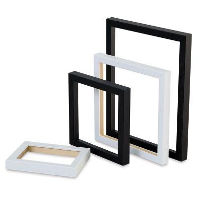 Blick Wood Gallery Open Back Frames Blick Art Materials Art Materials Gallery Wood