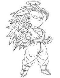 Gohan Super Saiyan Chibi Google Search Dragon Ball Z Free