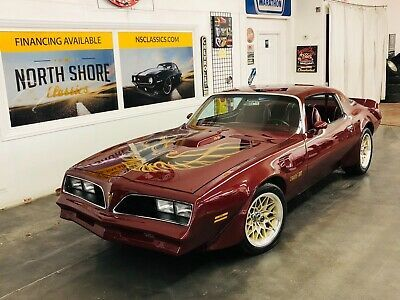 Ebay Advertisement 1978 Pontiac Trans Am 400 Engine Auto