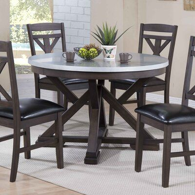 Alcott Hill Duncan 5 Piece Dining Set Upholstery Color Gray In 2020 Dining Table In Kitchen Dining Table Furniture