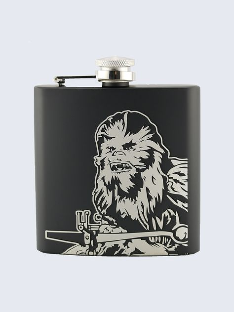 Breaking Bad 6oz Stainless Steel Hip Flask