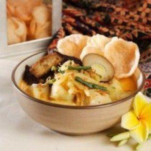Resep Ketupat Sayur Betawi Resep Masakan Masakan Resep Masakan Asia