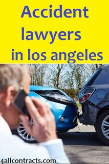 Accident lawyers in los angeles