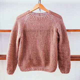 Knitted airy mohair sweater any sizes handmade