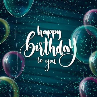 Feliz Cumpleaños Letras Vector Gratis Happy Birthday Greetings Friends Happy Birthday Wishes Cards Happy Birthday Messages