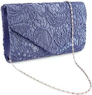 Damen Abendtasche Clutch Tasche Handtasche Brauttasche verschiedene Farbe