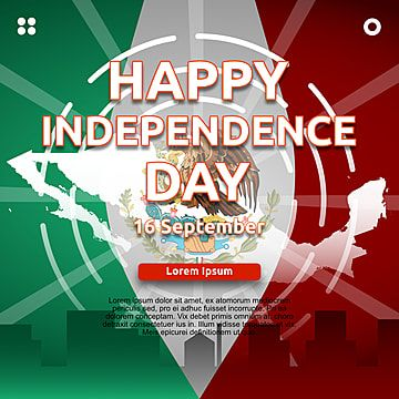 Mexico Independence Day With Transparent Mexico Map Template Mexico Independence Holiday Png Transparent Clipart Image And Psd File For Free Download Print Design Template Graphic Design Templates Independence Day