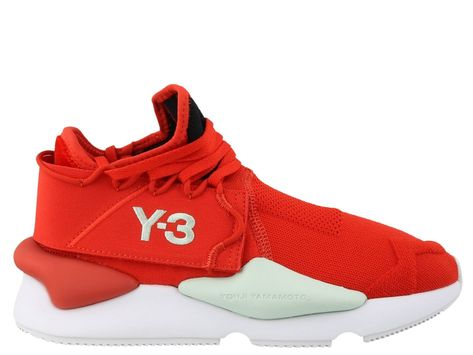 Y 3 KAIWA KNIT SNEAKERS. #y 3 #shoes | Y 3 in 2019 | Knit