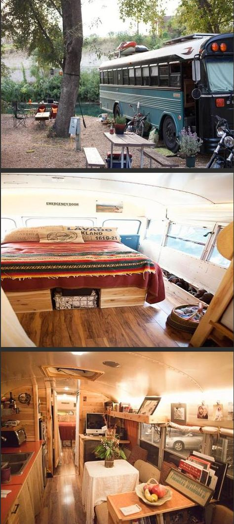 I want to road trip in this Rv!