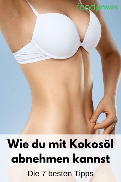 So nutzt du Kokosöl, um schnell und gesund abzunehmen!   #Kokosöl #Abnehmen