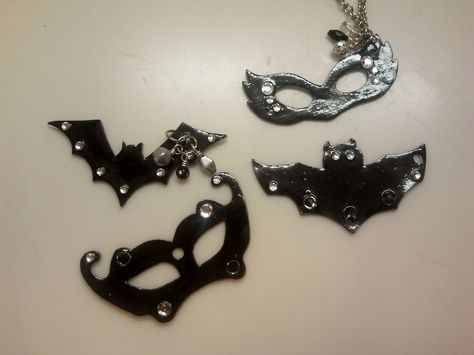Shrink Plastic Pendants · A Shrink Plastic Pendant · Jewelry ...