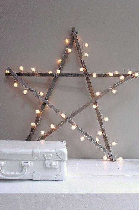 Wunderschöne Beleuchtung, dass jeder Raum eine Weihnachtsgeschichte ist - Beste Dekoideen