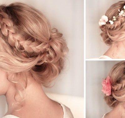 Prom Hairstyles Short Thin Hair Rambut Dan Kecantikan Rambut Kecantikan