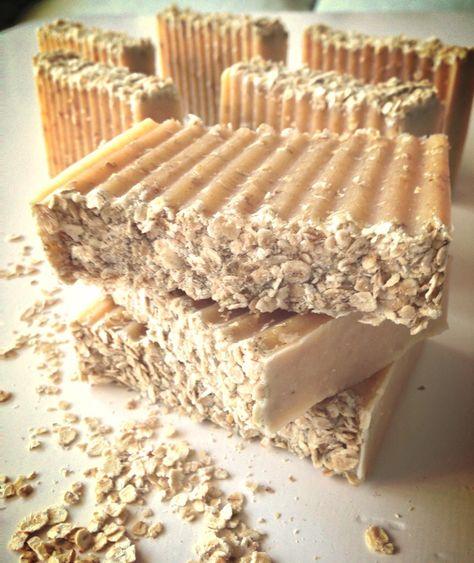 Honing Havermout zeep Rocha zepen