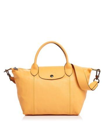 Longchamp Le Pliage Cuir Small Shoulder Bag Handbags ...