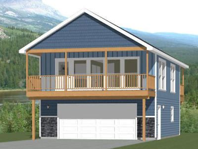 20x32 House 1 Bedroom 4 12 Roof Pitch Pdf Floor Plan Model 7f 29 99 Garage Apartment Floor Plans House Floor Plans