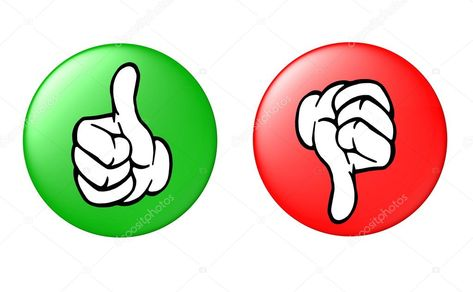 Thumbs up and down button Stock Image , #Sponsored, #button, #Thumbs, #Image, #Stock #AD