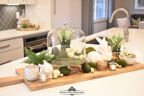 Tips for Creating Simple Spring or Easter Decor