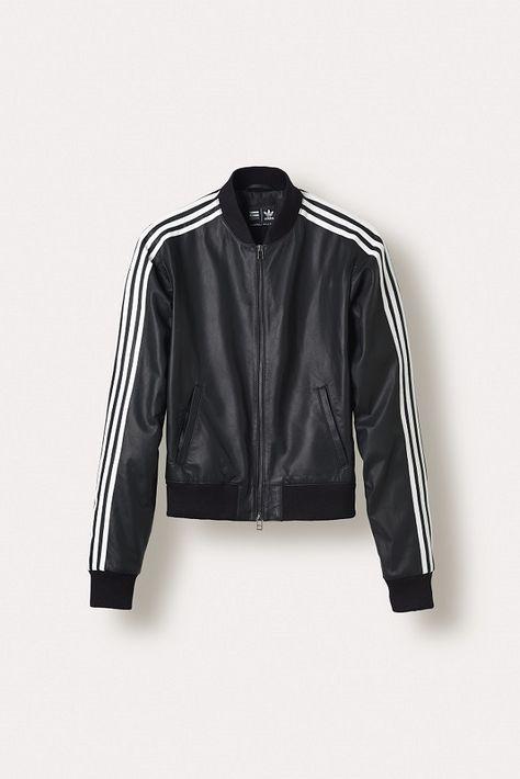 premium selection 5f289 9af19 Adidas Originals x Pharrell Williams  blouson Superstar noir