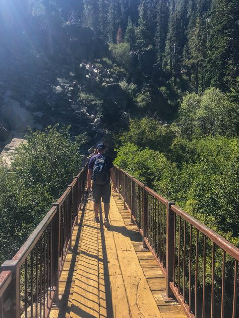 Lake Tahoe Hiking Trails for the Casual Hiker — The Sweetest Escapes Lake Tahoe Hiking, Lake Tahoe Summer, Lake Tahoe Vacation, South Lake Tahoe, Colorado Hiking, Places To Travel, Places To See, Cascade Falls, California Travel