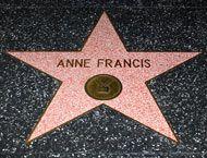 .Anne Francis