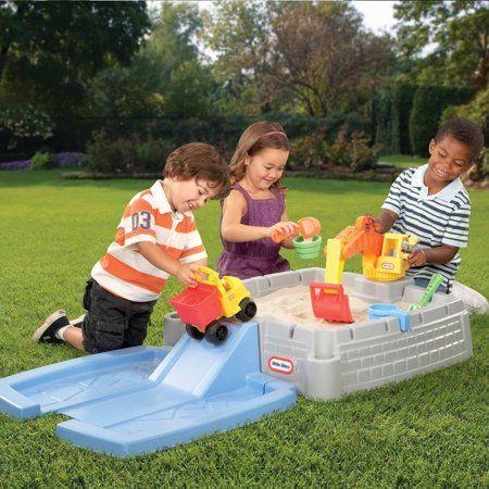 Toys Little Tikes Sandbox Little Tikes Backyard Fun