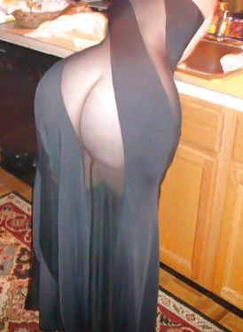 Big Ass Dress Porn